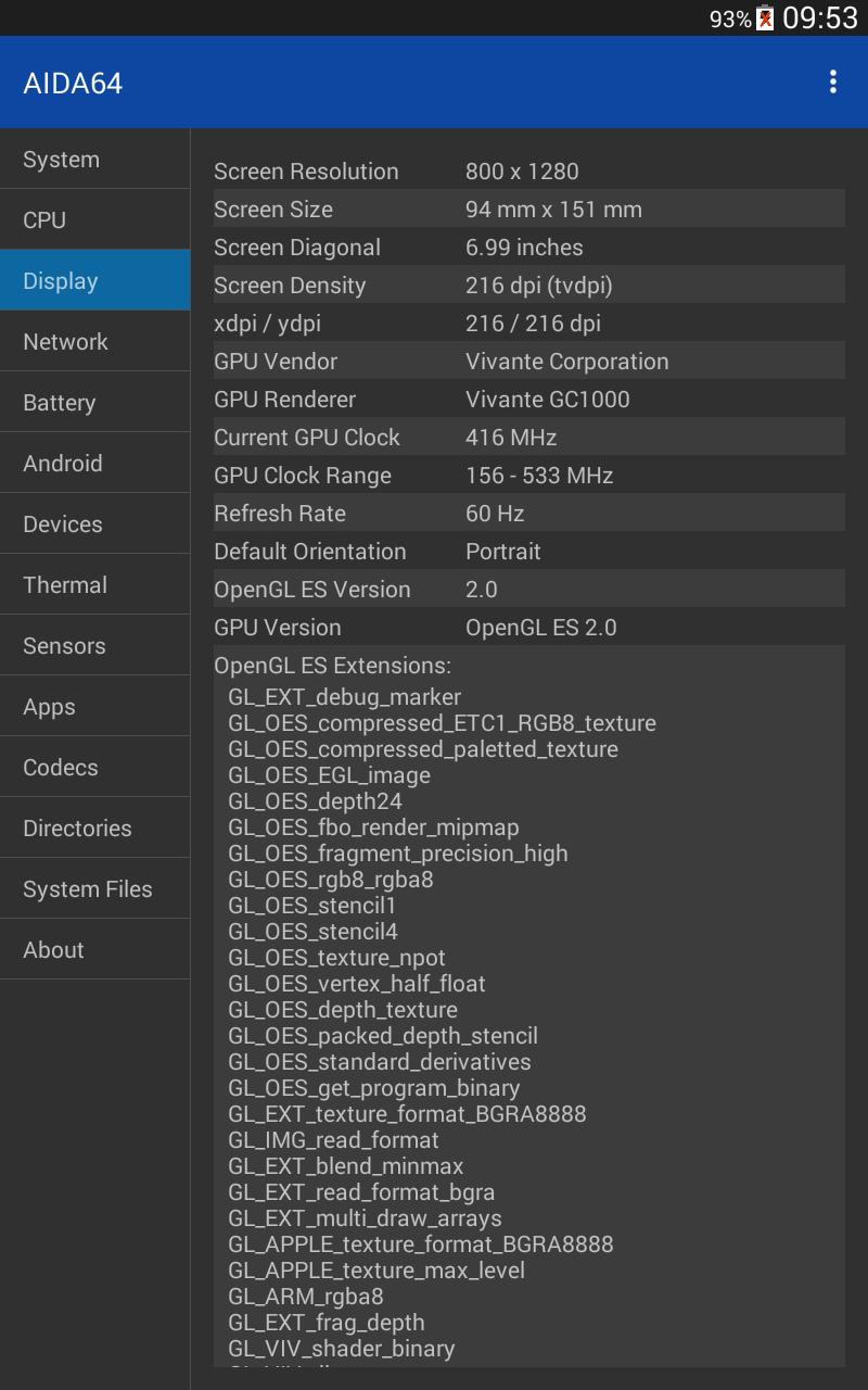 AIDA64 Screenshot 18