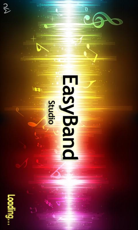 EasyBand Studio- screenshot