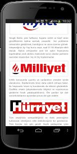 Günlük Burçlar (Tüm Gazeteler) screenshot
