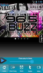 96.5 The Buzz - screenshot thumbnail