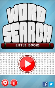 Word Search Little Books - screenshot thumbnail