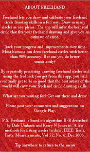 Freehand (Easy) screenshot