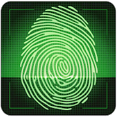 Fake Finger Print Scanner