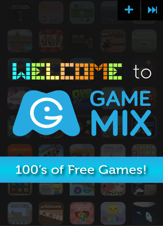 GameMix - screenshot