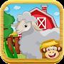 Puzzle Kid: Farm Animals