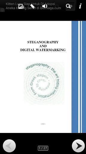Belajar Steganografi