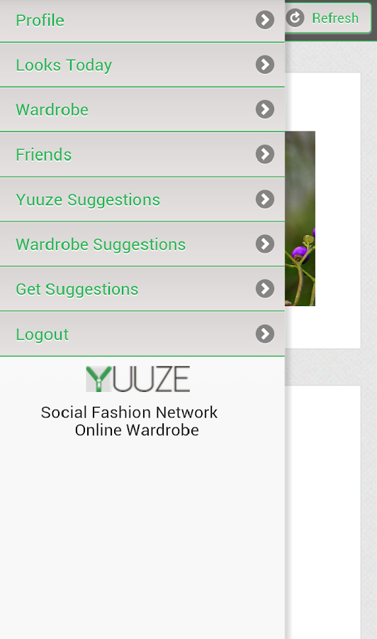 Yuuze - screenshot