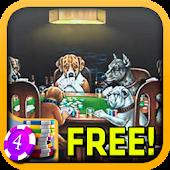 3D Dog Poker Slots