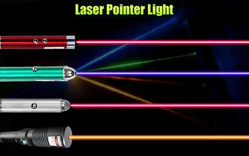 Laser Pointer Light