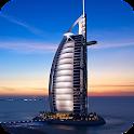 Dubai Landscape HD icon