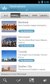 World Travel Guide by Triposo Screenshot 1
