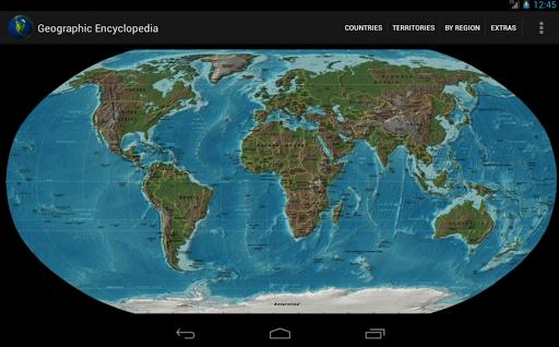 Geographic Encyclopedia