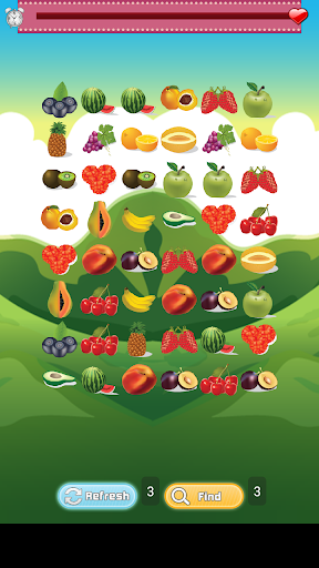 Fruit Onet Connect Game