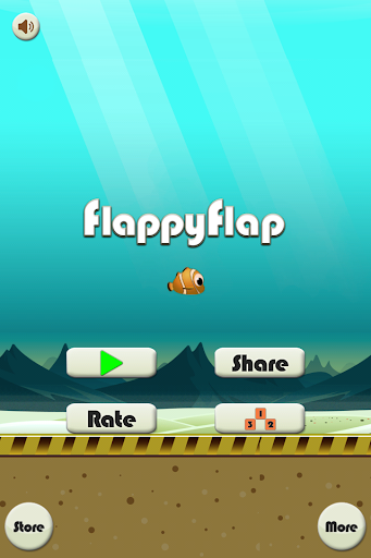 FlappyFlap - Splashy Fish Fun