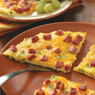 Corned Beef Omelet.