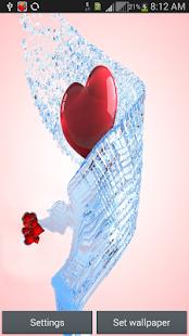 HD Love Wallpaper screenshot