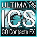 Cyanogen ICS GO Contacts EX logo
