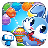 Bunny Bubble Shooter - Egg Pop