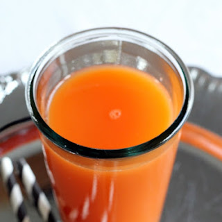 Carrot and Blood Orange Juice Recipe