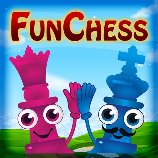 与国际象棋的乐趣 休閒 App LOGO-硬是要APP