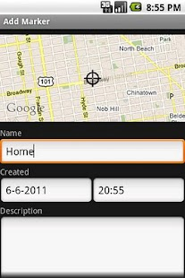 MapMe - screenshot thumbnail