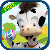 Download Android Game Talking Cow for Samsung