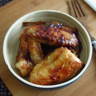 Chicken In The Oven With Honey Sauce