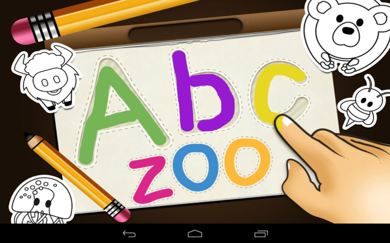 ABC Zoo- screenshot