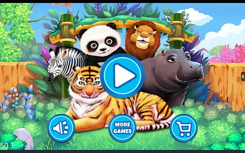 Zoo Salon - Kids Games