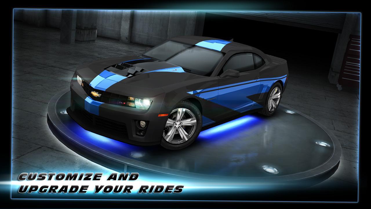 Fast & Furious 6: The Game screenshot #3
