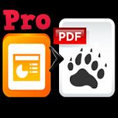 Powerpoint to PDF - Pro