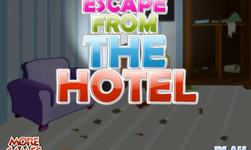逃离酒店益智游戏