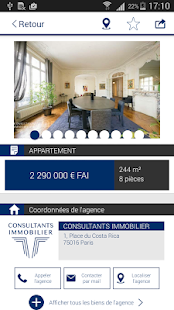 Consultants Immobilier- screenshot thumbnail