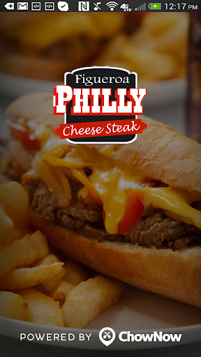 Figueroa Philly Cheese Steak