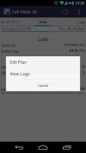 Call Meter 3G: THE monitor app- screenshot thumbnail