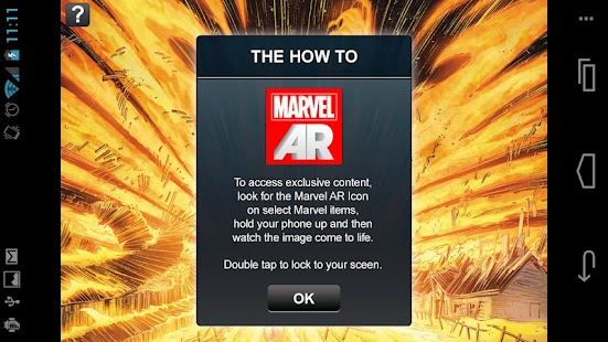 Marvel AR - screenshot thumbnail