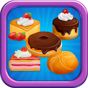 Cake Match 3 for PC and MAC