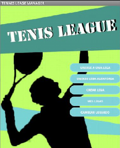 Tennis League Manager