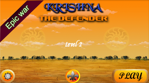 Krishna The Defender