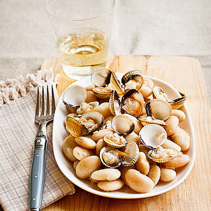 Sauteed Beans and Clams Recipe