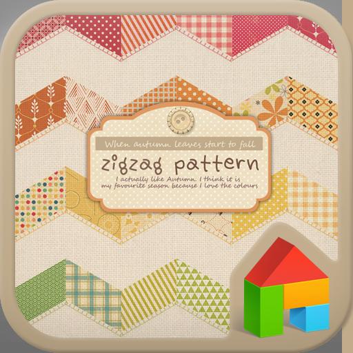 zigzag Dodol launcher theme 個人化 App LOGO-APP開箱王