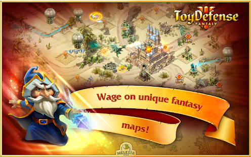Toy Defense: Fantasy Tower TD Screenshot 25