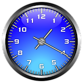 3d Widget Clock Set