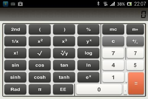 Smart Cientific Calculator