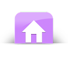 Go Launcher: Purple Pockets icon
