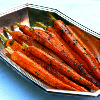 Roasted Carrots Recipes.