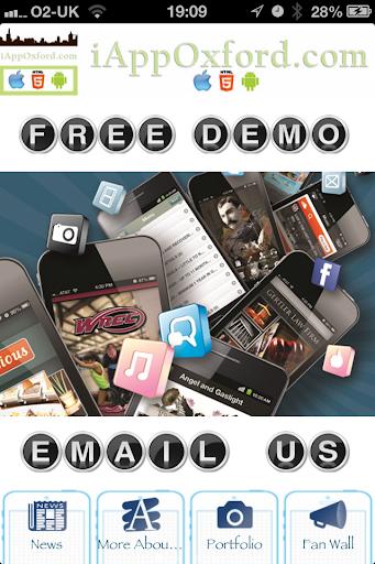 iAppOxford - Taking you mobile