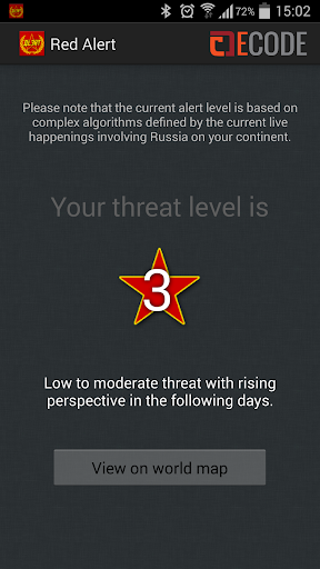 Red Alert - Russia