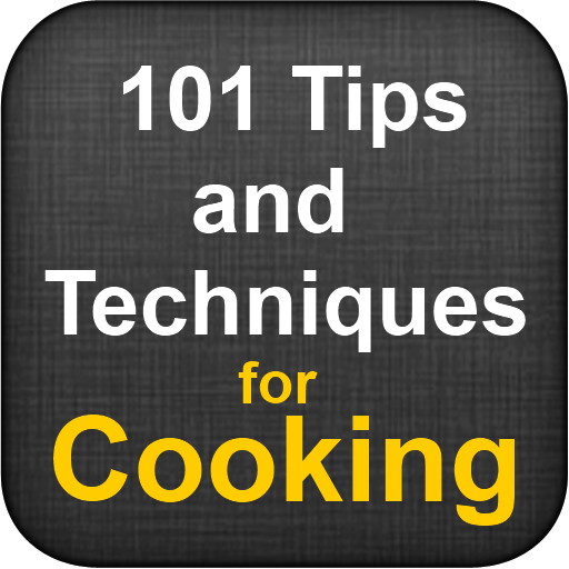 Best Cooking Tips & Techniques 書籍 LOGO-阿達玩APP