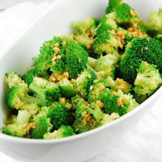 Tangy Garlic Broccoli